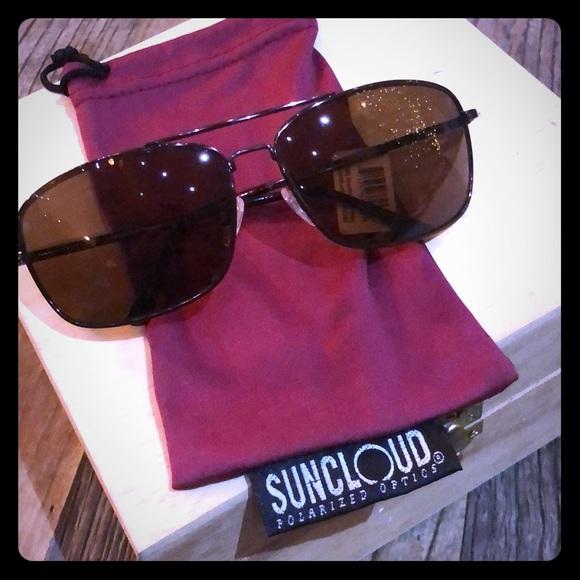 64da38f9dd6f3 Polarized Suncloud Sentry Tortoise glasses